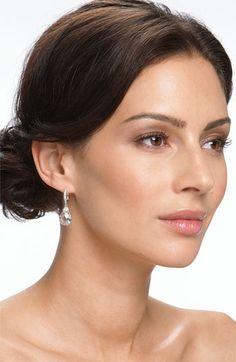 Nadri Faceted Crystal Drop Earrings | Nordstrom