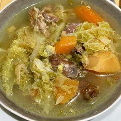Ce soir cest la soupe du Sudouest par excellence lahellip