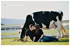 This would be a great idea!! Since my man is a dairy farmer! :)