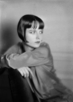 The One and Only Louise Brooks (1906-1985).