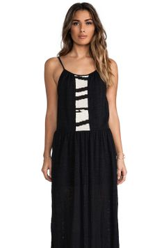 Eternal Sunshine Creations Ali Maxi Dress in Black from REVOLVEclothing