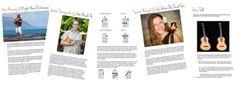 Ukulelel Rhythms Magazine. Lessons, columns.... all in one quarterly magazine.