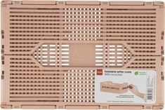 Crate Storage, Letters And Numbers, How To Know, Home And Living, Letter Board, Recycling, Boards, Lettering, Pink