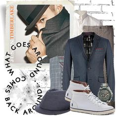 WHAT GOES AROUND... | Men's Outfit | ASOS Fashion Finder