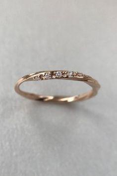 Diamond Cluster Engagement Ring, Morganite Engagement, Gold Engagement Rings, Cluster Ring, Simple Diamond Ring, Morganite Ring, Oval Diamond, Curved Wedding Band, Diamond Wedding Bands