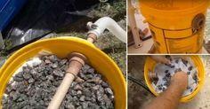 Aprende cómo hacer un filtro casero para mantener el agua de tu piscina limpia sin recurrir a productos químicos.