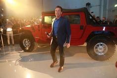 Kreisel électrifie un Hummer H1 destiné à A. Schwarzenegger