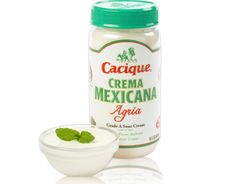 more savory version of sour cream. I put this gem on everything!