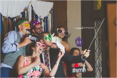 DIY selfie stick Photo Booth | E Schmidt Photography | Metro Detroit Wedding Photographer | Indianwood Golf Wedding