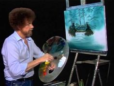 Bob Ross Lake at the Ridge - The Joy of Painting (Season 31 Episode 11) ★ || CHARACTER DESIGN REFERENCES (https://www.facebook.com/CharacterDesignReferences & https://www.pinterest.com/characterdesigh) • Love Character Design? Join the #CDChallenge (link→ https://www.facebook.com/groups/CharacterDesignChallenge) Share your unique vision of a theme, promote your art in a community of over 25.000 artists! || ★