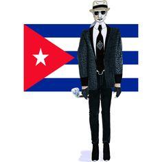 Salve #karl em Cuba. Desfile #chanelresort2016