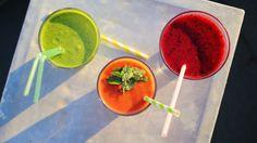 street kitchen nyári turmixok Cantaloupe, Smoothie, Fruit, Ethnic Recipes, Food, Alcohol, Essen, Smoothies, Meals