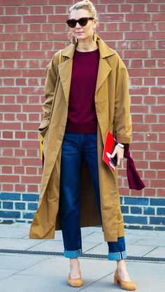 Every Fashion Girl Looks Forward to These 10 Things for Fall via @WhoWhatWear