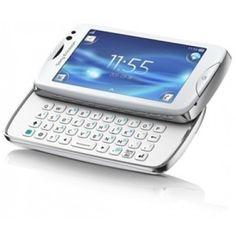 #Sony Ericsson CK 15i #TXT Pro бял нов с 24 месеца гаранция