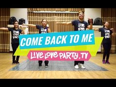 Come Back To Me by Periko | Zumba® | Live Love Party - YouTube