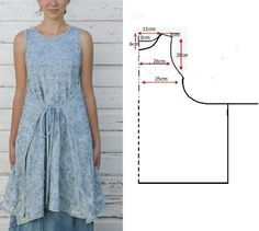 going to have to try this pattern...... time to find an old bed sheet to make a prototype.....