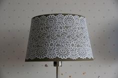 Освещение ручной работы. Ярмарка Мастеров - ручная работа. Купить Лампа для интерьера. Handmade. Интерьерные аксессуары, лампа, романтический стиль