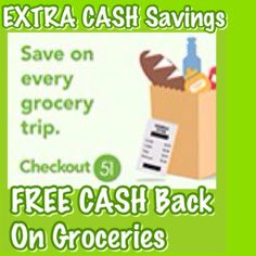 Weekly Sundays Savings Summary December 2014 Fourth Week – Last Weeks Offerings in Review 12/21/2014 to 12/27/2014 - STACKING COINS SAVING MONEY free cash on grocery purchases with checkout 51 cash back rebate app