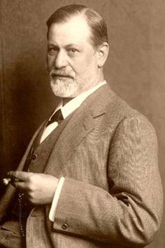 """Sigmund Freud, 1856-1939 : """"La tensión entre las exigencias de la conciencia moral y las operaciones del yo es sentida como sentimiento de culpa"""""""