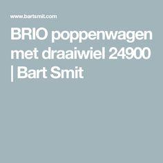 BRIO poppenwagen met draaiwiel 24900 | Bart Smit