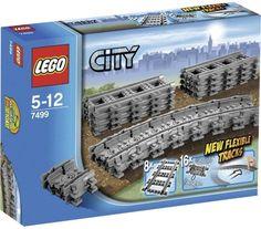 Lego City Train, Lego Trains, Lego Train Tracks, Toys R Us, Kids Toys, Sports Games For Kids, Buy Lego, Lego Group, Shopping