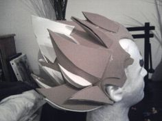 Super Saiyan Vegeta wig_1 by ~OtakuKawaii86 on deviantART