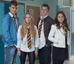 Class of 2015 Waterloo Road, Road Pictures, Movies And Tv Shows, Photo And Video, Tuesday, Films, Fandoms, Clay, School