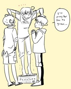 I really wish this was true. But today I heard that Romano is the shortest brother and I fell face first into this hell………. Artist:http://denpasei.tumblr.com/