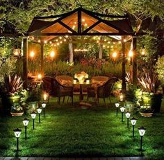 Exceptional Inexpensive And Creative Solar Patio Lights | Home Art, Design, Ideas And  Photos RepoStudio