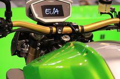 Energica Eva @ Eicma 2014