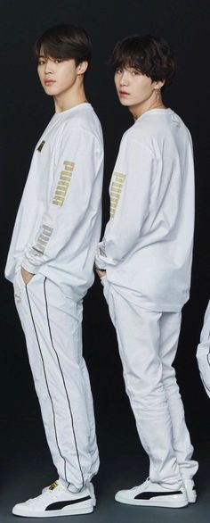bts 2018 x puma jimin & suga Bts Suga, Bts Bangtan Boy, Foto Bts, Yoonmin Fanart, Blackpink And Bts, About Bts, Bts Pictures, Bts Boys, Korean Boy Bands