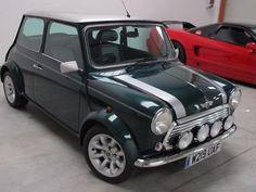 eBay: Rover Mini Cooper Sport Final Edition - For Sale (2000) #classicmini #mini