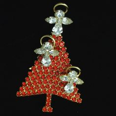 Christmas Tree Pin, Anthony Attruia