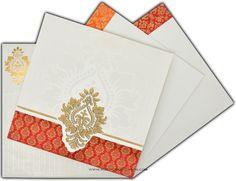 Buy Hindu Wedding Cards - HWC-15327 Online   Madhurash Cards