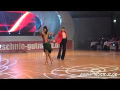 Stefano Di Filippo& Dasha - Cha Cha Cha - Euro Dance Festival 2015 - YouTube