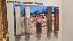 Core samples Voss Bottle, Water Bottle, Maya, Core, Album, Drinks, Soil Type, Flooring, Museum