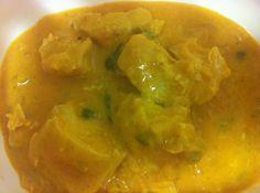 Pollo al curry para #Mycook http://www.mycook.es/receta/pollo-al-curry/