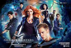 Pierwszy plakat serialu :>