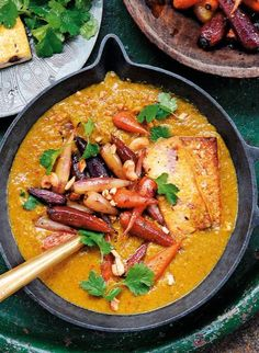 This warming dhal recipe, shared by TV chef Gizzi Erskine, is the perfect pick-me-up comfort food.