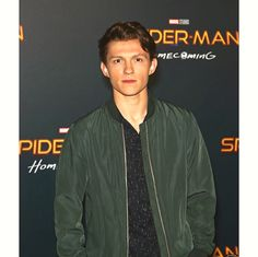 Tom Holland the new Spider-Man