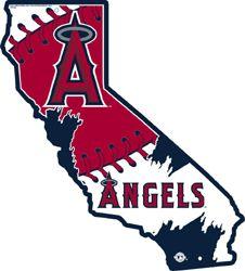 Los Angeles Angels Anaheim_Los Angeles Angels of Anaheim #5 Albert ...