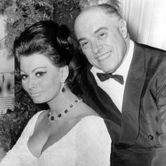 Explore the best Carlo Ponti quotes here at OpenQuotes. Quotations, aphorisms and citations by Carlo Ponti Sophia Loren, Loren Sofia, Famous Couples, Famous Women, Famous People, Venus In Virgo, Elizabeth Taylor Jewelry, Carlo Ponti, Dr Zhivago