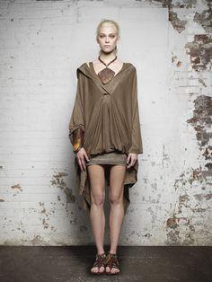 Donna Karan Casual Luxe Spring 2012 Collection