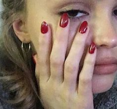 """""""Lily Rose Depps nails always inspire me to get mine done"""" Lily Rose Melody Depp, Funky Nails, Fire Nails, Dream Nails, Swag Nails, Chic Nails, Nail Inspo, Swagg, Belle Photo"""