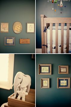 Elliot's Nursery & Newborn Session | The Little Umbrella