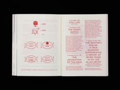 Ramaya Tegegne (Geneva)  Title, 2012. A book about titles. via booksfromthefuture