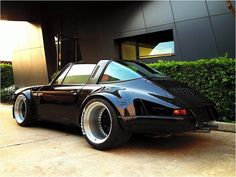 Gashetka | Transportation Design | 1967-1973 | Porsche 911 (Series I) Narrow Targa by...