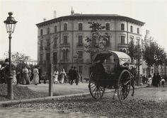 Plaza Catalunya (Barcelona)1920