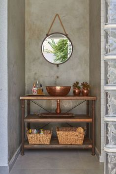 Find out all photos and details of RESIDENCE IN THE INTERIOR, Brazil on Archilovers. Browse the complete collection of pictures and design drawings Boho Kitchen, Kitchen Decor, Interior Decorating, Interior Design, Rustic Table, Room Accessories, Wood And Metal, Sweet Home, Room Decor