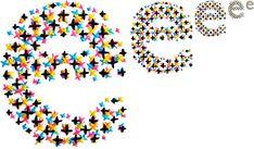 Handprinted Alphabet - Evelin Kasikov – CMYK embroidery and Typographic Design